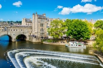 Bath sightseeing-bus-tour